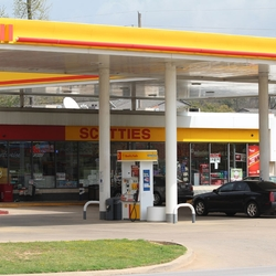 Scotties Shell Station